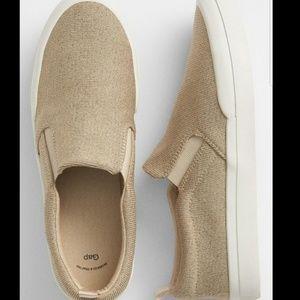 Gap - Gold Shoes